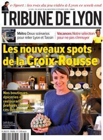 TRIBUNE DE LYON. 636, 15/02/2018 |