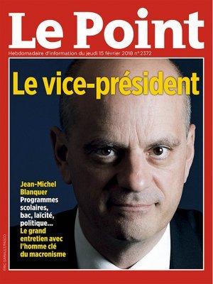 LE POINT. 2372, 15/02/2018 |