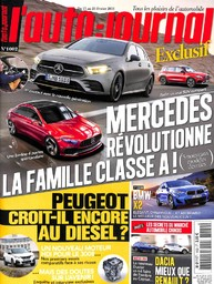 L' AUTO-JOURNAL. 1002, 15/02/2018 |