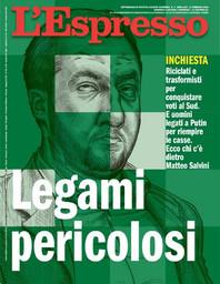 L' ESPRESSO. 7, 11/02/2018 |