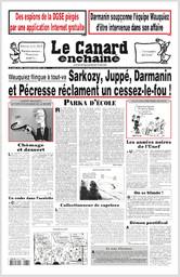 LE CANARD ENCHAINE. 5078, 21/02/2018 |