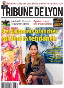 TRIBUNE DE LYON. 637, 22/02/2018 |