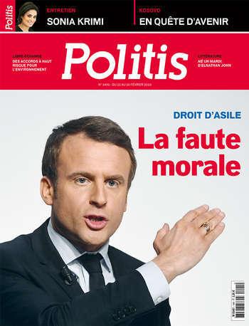POLITIS. 1491, 22/02/2018 |