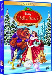 La belle et la bete 2 - le noël enchanté = Beauty and the beast : the enchanted Christmas / Andy Knight, réal. |
