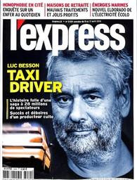 L' EXPRESS. 3484, 11/04/2018 |