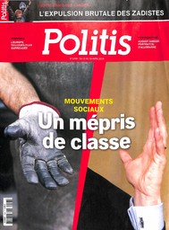 POLITIS. 1498, 12/04/2018 |