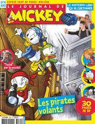 LE JOURNAL DE MICKEY. 3435, 18/04/2018 |