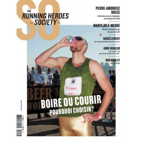 SPECIMENS. SO the running heroes society, 01/04/2018 |