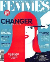 SPECIMENS. Le Journal des Femmes N°1, 01/04/2018 |