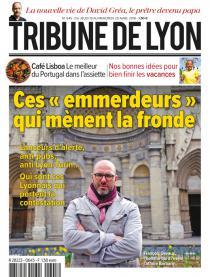 TRIBUNE DE LYON. 645, 19/04/2018 |