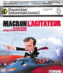 COURRIER INTERNATIONAL. 1433, 19/04/2018 |