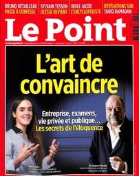 LE POINT. 2381, 19/04/2018 |