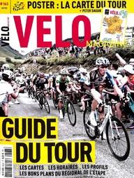 "SPECIMENS. Vélo Magazine ""tour de France"", 01/06/2018 |"