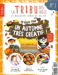 SPECIMENS. LA TRIBU DES IDEES N°3, 01/09/2018 |