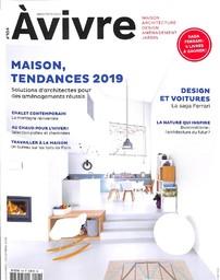 ARCHITECTURES A VIVRE. 104, 01/11/2018 |