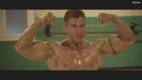 Bodybuilder / Roschdy Zem, réal. | Zem, Roschdy. Réalisateur. Scénariste. Interprète