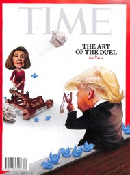TIME. 4, 21/01/2019 : The art of the duel |
