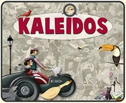 Kaleidos / Angelo Zucca, Spartaco Albertarelli, Elena Prette et Marianna Fulvi |