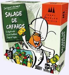 Salade de cafards / Jacques Zeimet |