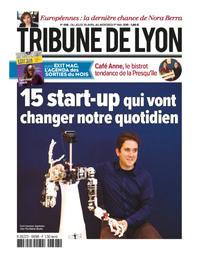 TRIBUNE DE LYON. 698, 25/04/2019 |
