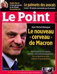 LE POINT. 2434, 25/04/2019 |