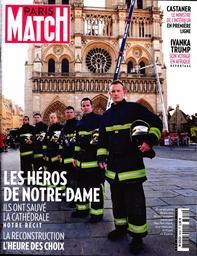 PARIS MATCH. 3650, 25/04/2019 |
