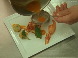 L'invention de la cuisine : Olivier Roellinger / Paul Lacoste, réal. | Lacoste, Paul. Réalisateur