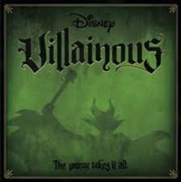 Villainous : Quel méchant sommeille en vous ? / Propero Hall |