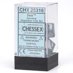 Set de dés multifaces pour jeu de rôle |