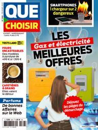 QUE CHOISIR ?. 588, 01/02/2020  
