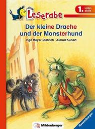 Der Kleine Drache und der Monsterhund / Inge Meyer-Dietrich | Meyer-Dietrich, Inge. Auteur