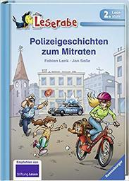 Polizeigeschichten zum Mitraten / Fabian Lenk | Lenk, Fabian. Auteur