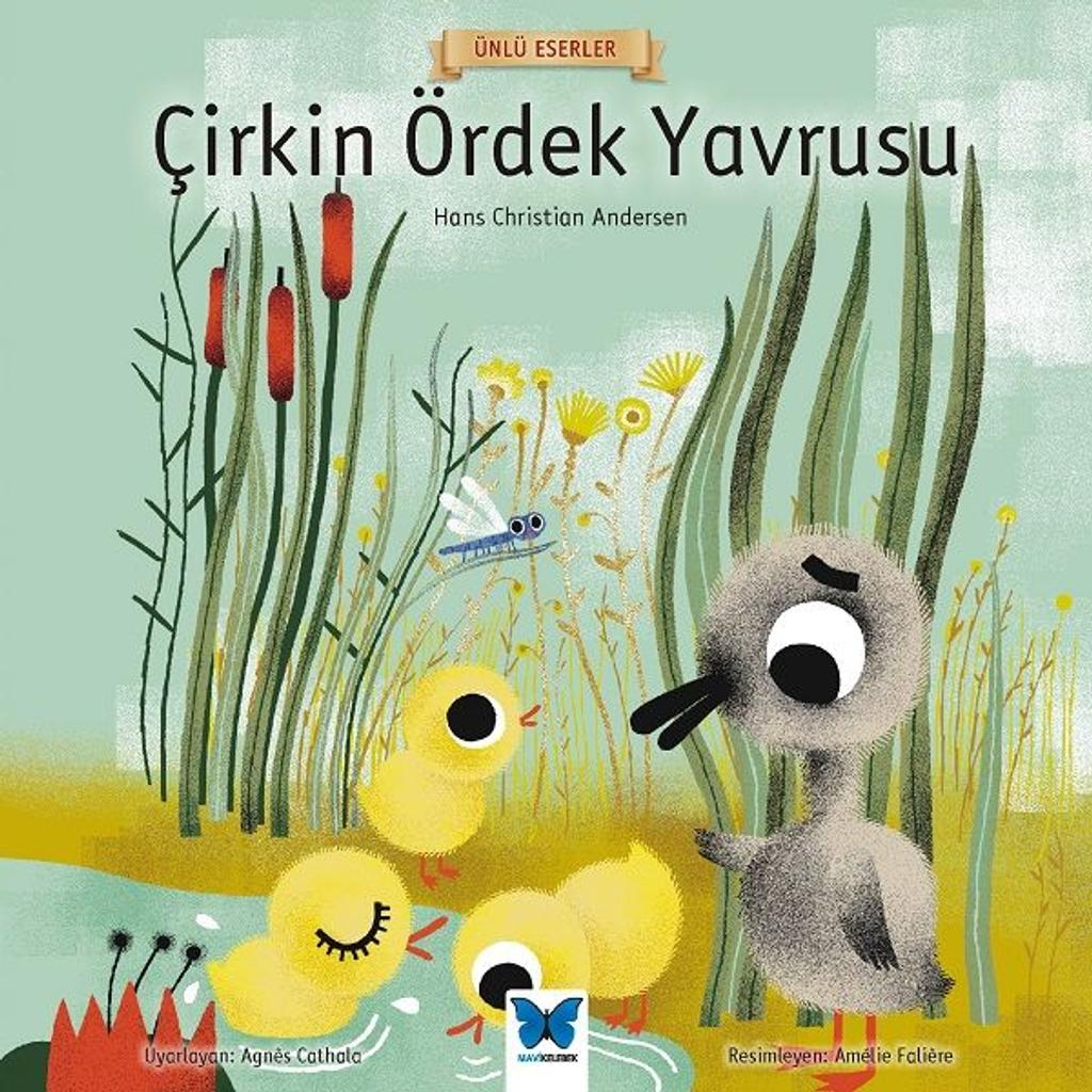 Cirkin Ordek Yavrusu = [Le vilain petit canard] / Hans Christian Andersen |