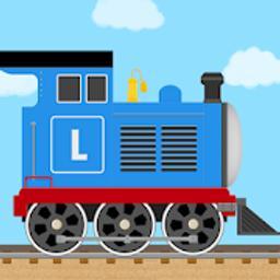 Brick train : jeux de train pour enfants |