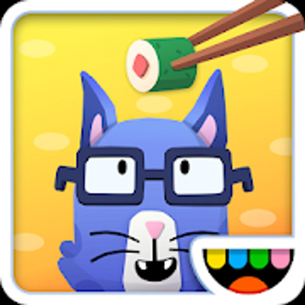 Toca kitchen sushi |