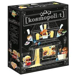 [kosmopoli:t] = kosmopolit / Florent Toscano et Julien Prothière   Prothière, Julien. Auteur