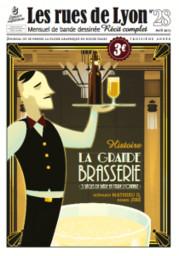 Grande Brasserie (La) : 3 siècles de bière en terre lyonnaise  / Jibé, Mathieu D. | Jibé. Illustrateur