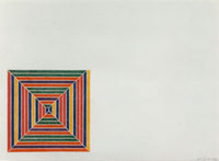Les Indes galantes I / Frank Stella | Stella, Frank (1936-....)